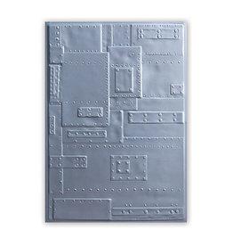 Ellison/Sizzix 3-D Texture Fades (A6) - Foundry