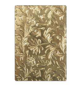 Ellison/Sizzix 3-D Texture Fades (A6) - Botanical