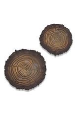Ellison/Sizzix Tree Rings (Mini) - 3D Texture Fades