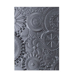Ellison/Sizzix Mechanics - 3D Texture Fades (A6) Embossing Folder