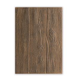 Ellison/Sizzix 3-D Texture Fades (4x6) - Lumber