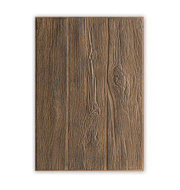 Ellison/Sizzix Lumber - 3D Texture Fades (4x6) Embossing Folder