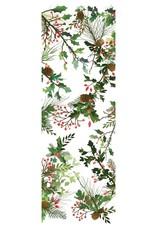 Memory Box Memory Box Washi Tape (Wide) - Watercolor Woodland Sprigs