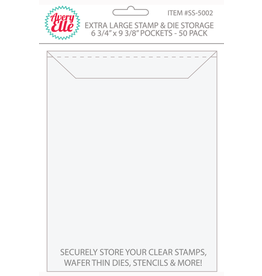 Avery Elle Stamp & Die Storage Pockets Extra Large