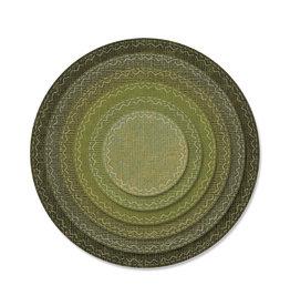 Ellison/Sizzix Stitched Circles - Framelits