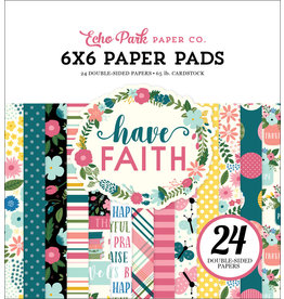 Echo Park Have Faith - 6x6 Paper Pad