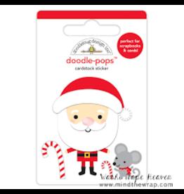Doodlebug Design Inc. Sweet Santa - Doodle Pops