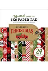 Echo Park Celebrate Christmas - 6x6 Paper Pad