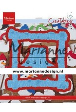 Marianne Design Marianne Design Craftables - Tiny's Logs