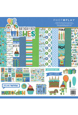 Photo Play Birthday Boy Wishes Collection Pack