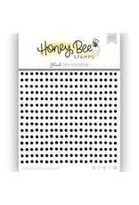 Honey Bee Stamps Gem Stickers - Black