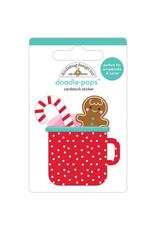 Doodlebug Design Inc. Doodle Pops - Hot Cocoa