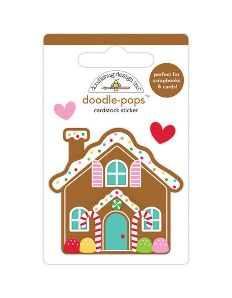 Doodlebug Design Inc. Doodle Pops - Cookie Cottage