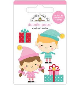 Doodlebug Design Inc. Santa's Helpers - Doodle Pops
