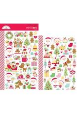 Doodlebug Design Inc. Christmas Magic - Mini Icons Stickers