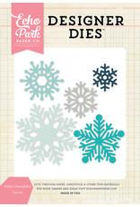 Echo Park Winter Snowflakes - Die (30%)