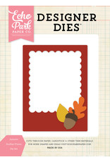Echo Park Autumn Scallop Frame - Die (30%)