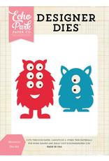 Echo Park Monsters - Die (30%)