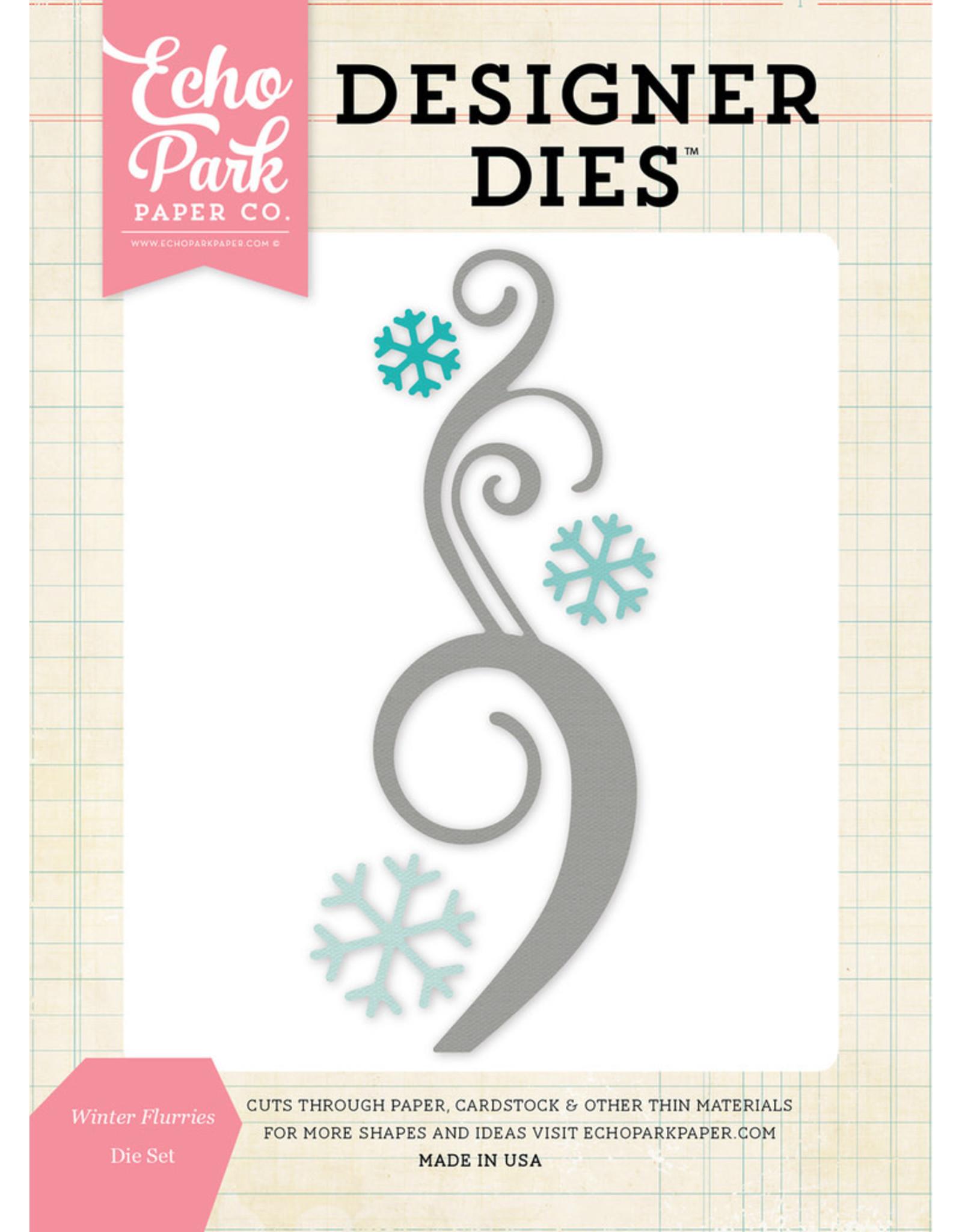 Echo Park Winter Flurries - Die (30%)