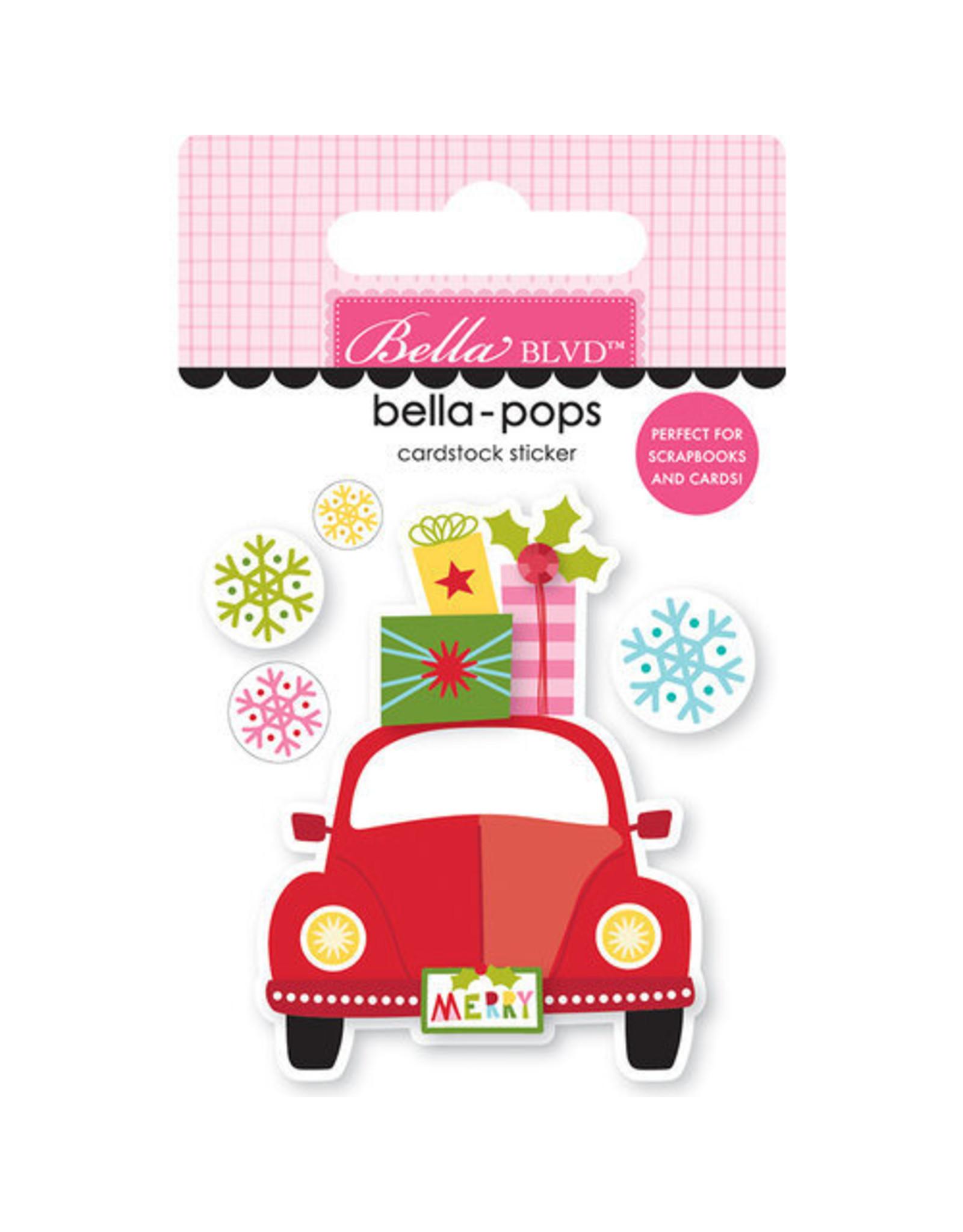 Bella Blvd Home for Christmas - Bella Pops