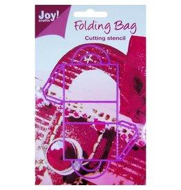 Joy Crafts Folding Bag - Die (50%)