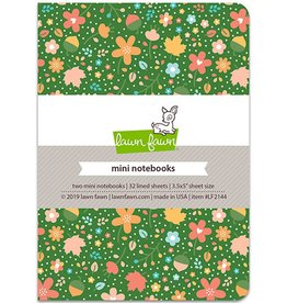 "Lawn Fawn Fall Fling - Mini Notebook 3.5""X5"" 2/Pkg"