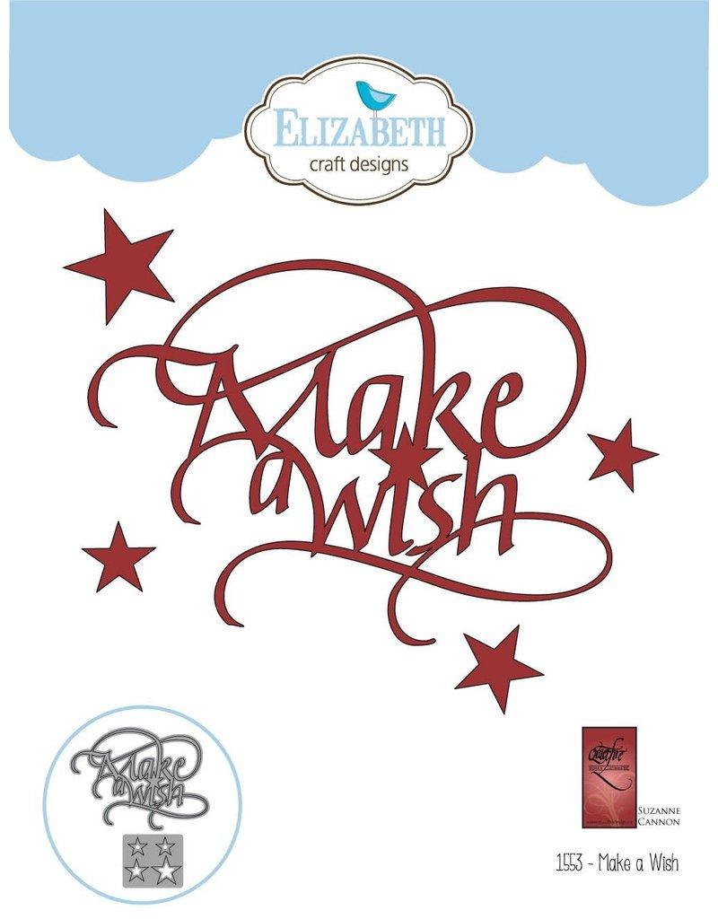 Elizabeth Craft Designs Make a Wish - Die