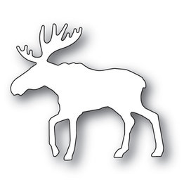 Poppystamps, Inc. Magnificent Moose - Die
