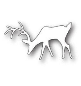 Poppystamps, Inc. Morning Deer - Die (RETIRED) (25%)