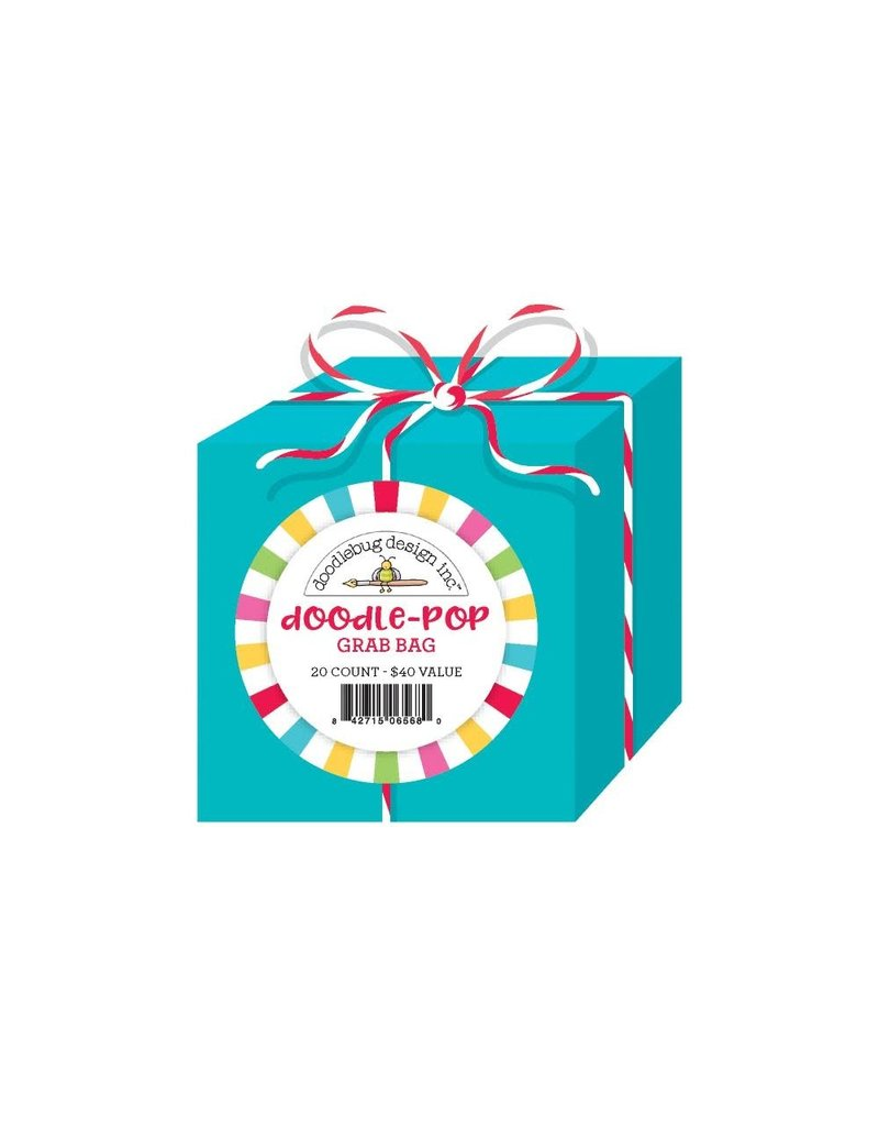 Doodlebug Design Inc. Doodle-Pop Grab Bag ($40 Value)