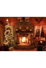 CHRISTMAS SHAKER ORNAMENTS  w/Leanna