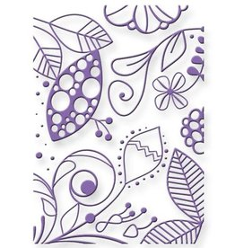 Couture Creations Fubu - Embossing Folder (30%)
