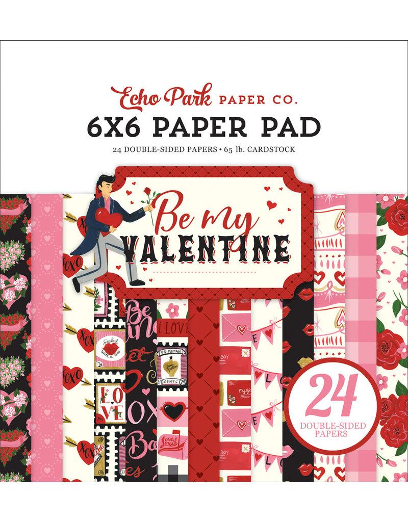 Echo Park Be My Valentine - 6x6 Paper Pad