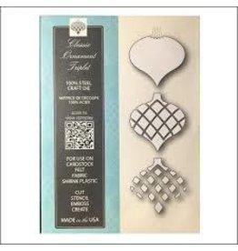 Memory Box Classic Ornament Triplet (40%)
