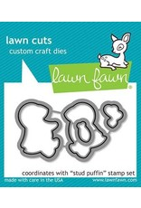 Lawn Fawn Stud Puffin - Die Set
