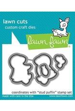 Lawn Fawn Stud Puffin - Die