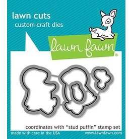 Lawn Fawn Stud Puffin - Die Set
