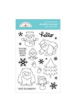 Doodlebug Design Inc. Winter Wonderland - Doodle Stamps