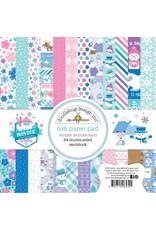Doodlebug Design Inc. Winter Wonderland - 6x6 Paper Pad