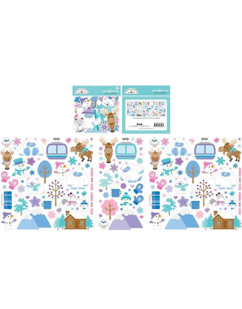 Doodlebug Design Inc. Winter Wonderland - Odds & Ends
