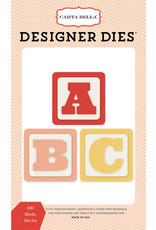 Echo Park ABC Blocks - Die