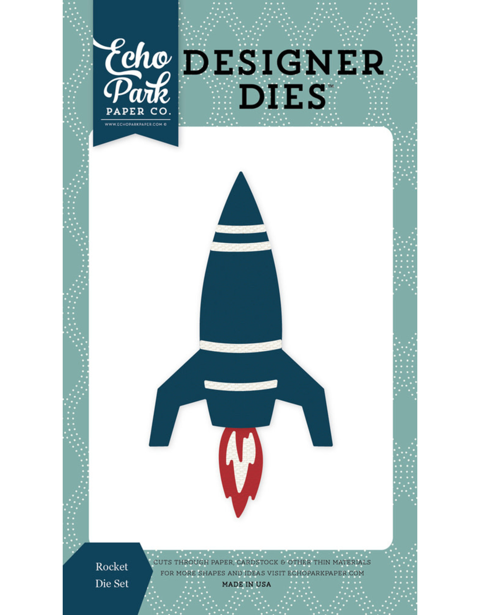 Echo Park Rocket Die - Set