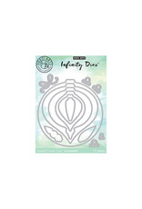 Hero Arts Infinity Dies - Nested Frame Cuts - Ornaments