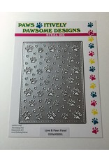 Paws-Itively Pawsome Designs Love & Paws Panel