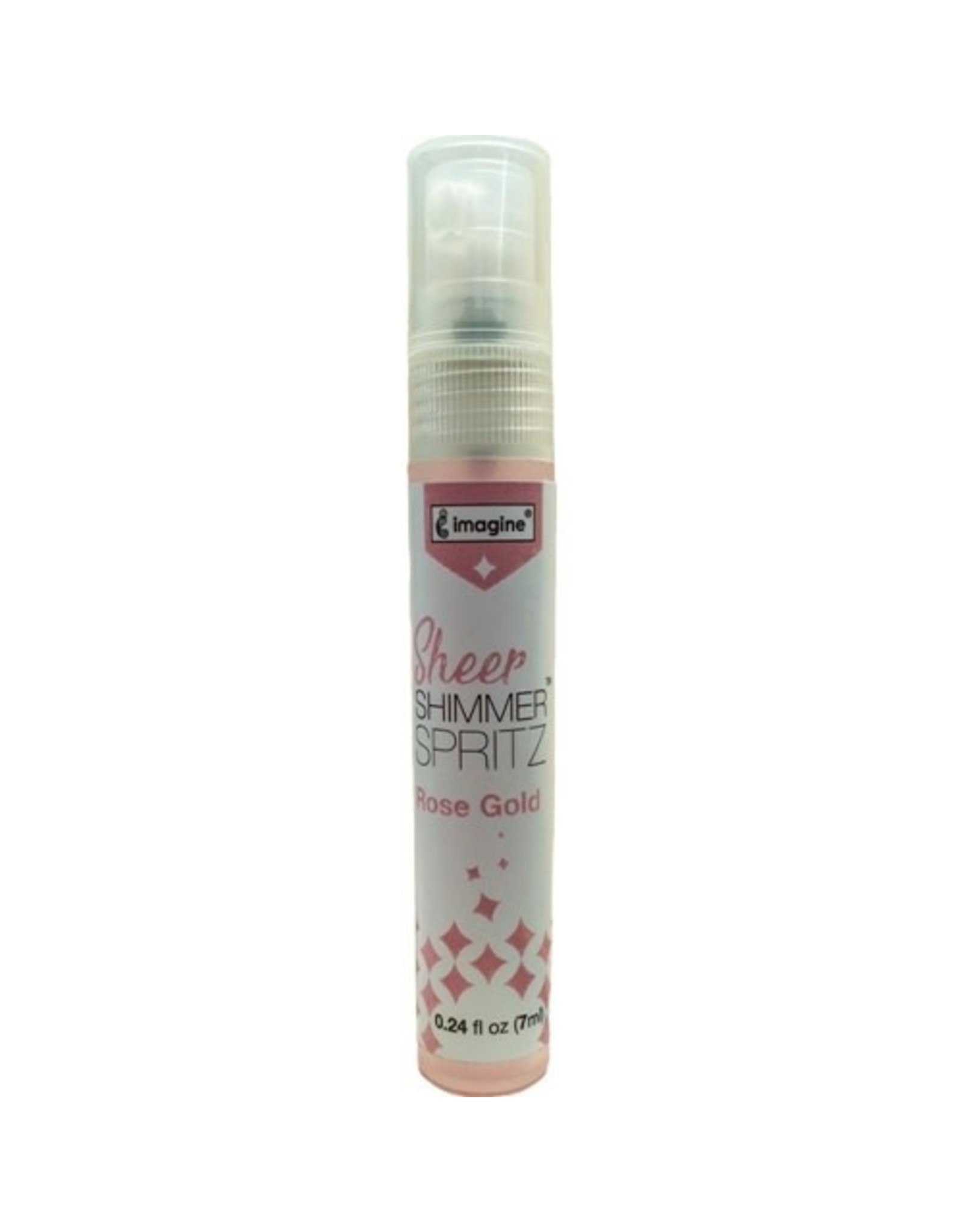 Imagine Crafts Psst Shimmer Spritz - Rose Gold
