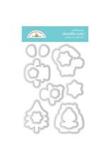 Doodlebug Design Inc. Winter Wonderland - Clear Stamp Set