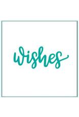 Gina K Designs LLC Wishes - Clear Stamp Set