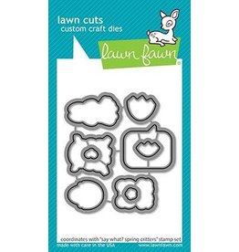 Lawn Fawn Say What? Spring Critters - Die Set