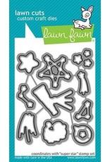 Lawn Fawn Super Star - Die Set