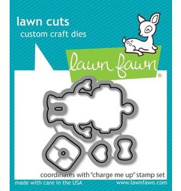Lawn Fawn Charge Me Up - Die